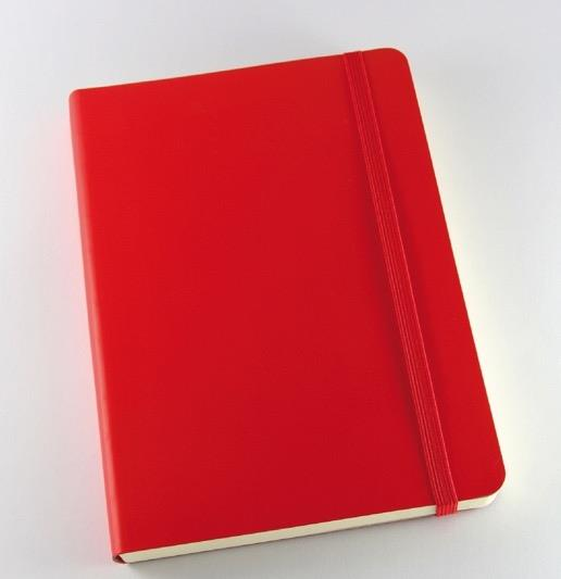 MyNotes 1C Plus - 9x14, notes in cuoio rigenerato, made in Italy