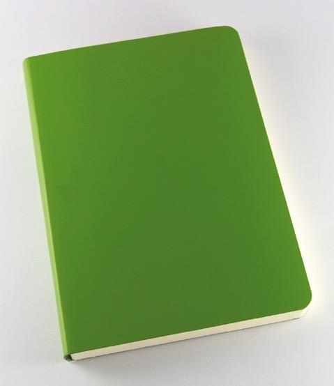MyNotes 1C - 12x17, notes in cuoio rigenerato, made in Italy