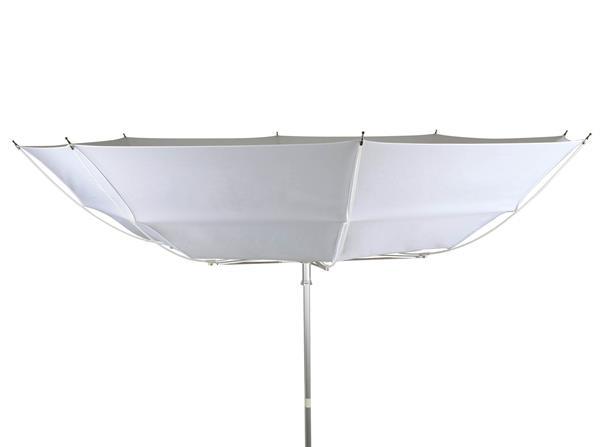 Ombrello ELEGANT in alluminio, 8 pannelli