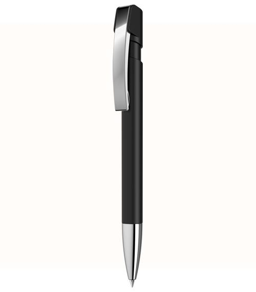 WRITE S, penna a sfera di design in ABS soft touch, made in Germany, Italy