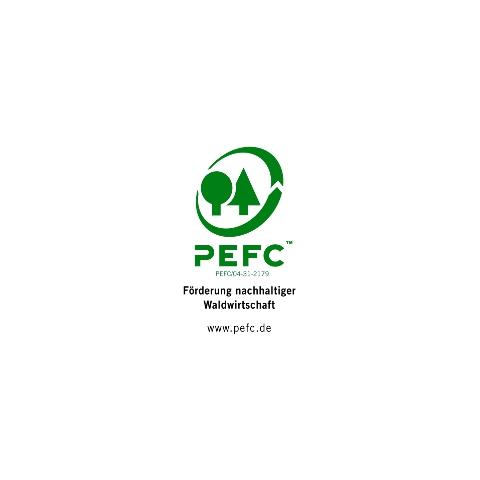 BEECH penna a sfera ecologica in legno di faggio PEFC made in Germany