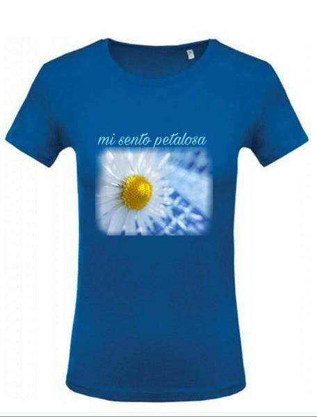 Il modo ideale per comunicare le tue emozioni con le foto d'artista sulle nuove t-shirt 👕 in cotone biologico.